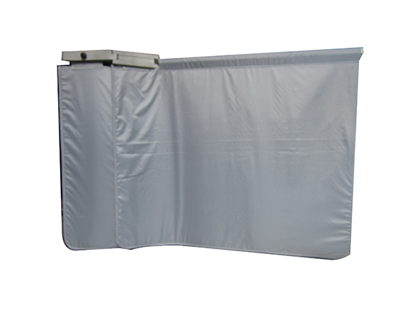 Bedside curtain